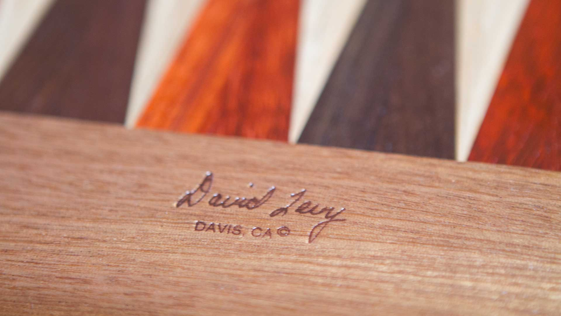 David Levy from Hardwood Creations Signature
