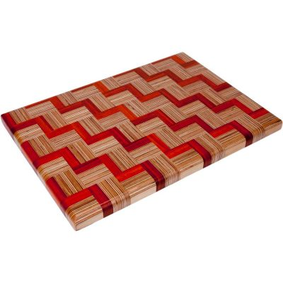 Parquet Laminated Wood Cutting Board