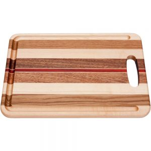 Small Laminated Wood Meat Cutting Board