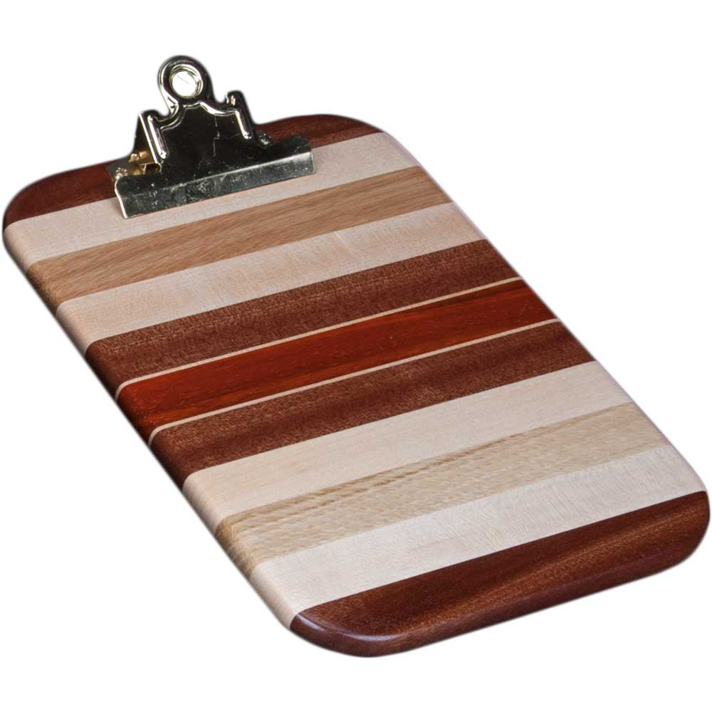 Laminated Wood Memo Clipboard