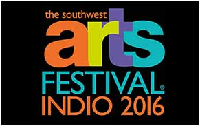 Indio Southwest Art Festival 2016