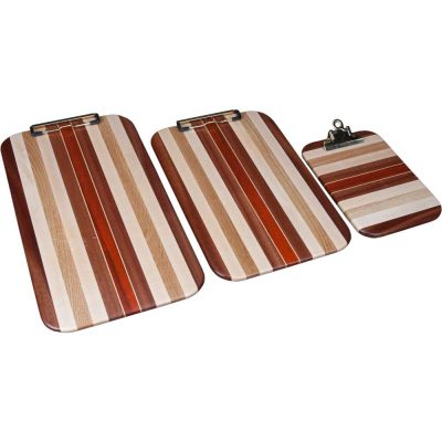 Laminated Wood Clipboards
